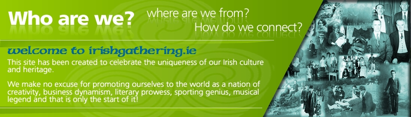 Irish Gathering - Who We Are